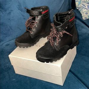 100% authentic toddler Gucci boots